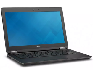 Dell Latitude E7250 i5-5300U 1366x768 Windows 10 Professional Klasa A S/N: GW6K562